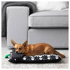 ikea dogs lurvig cushion 4 x17