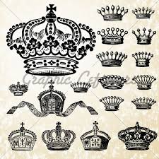 87 best crown tat images on beautiful drawing and