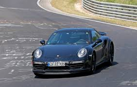 Porsche 911 Turbo - 2019 porsche 911 turbo mule hits the track with over 600 hp