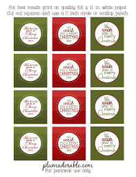 we wash you a merry printable tags the frugal
