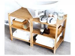 storage for under kitchen sink pedestal sink cabinet home depot