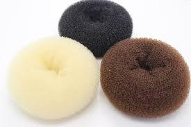 chignon maker maquina de costura products sponge hair styling bun ring donut