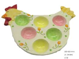 egg plates special easter eggs plate