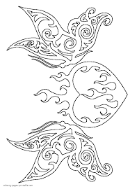 hearts wings coloring pages hearts wings