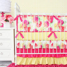 Bright Crib Bedding Colorful Baby Bedding 187 Best For Babies Images On Pinterest