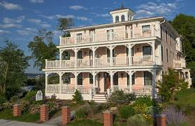 Three Story Building Three Stories A Guesthouse At Saybrook Point