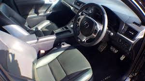 lexus cars grimsby lexus ct 200h 1 8 f sport cvt auto