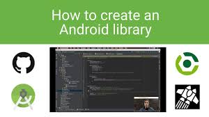 android library how to create an android library github gradle jitpack io