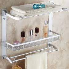 bathroom wall shelves with towel bar trends inspirations wood for