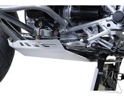 sw motech aluminum engine guard skid plate for bmw r1200gs u002704 u002712