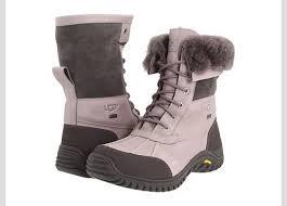 ugg australia womens black grey adirondack boots ugg australia s adirondack boot ii grey size 12 3052grey
