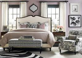 bassett bedroom furniture presidio upholstered bed by bassett furniture contemporary