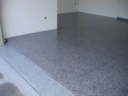 garage rust oleum concrete paint painting concrete floors