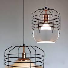 Cage Pendant Light Gatsby Artdeco Style Cage Pendant Light Classic Retro Style