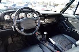 Porsche 993 Interior Super Rare 1997 Porsche 993 Turbo S Rare Cars For Sale Blograre