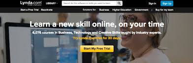 online tutorial like lynda 5 udemy alternatives and competitors for online learning courses