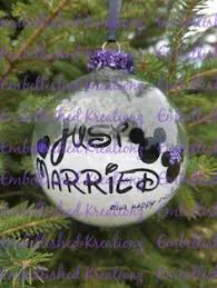 wedding 2016 personalized wedding ornament wedding gift bride