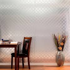 Decorative Metal Sheets Home Depot by 5 32 In X 48 In X 96 In Lake Shore Prefinished Mdf Wall Panel