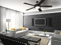 Ceiling Fans For Living Rooms by Westinghouse 7801665 Comet Two Light 52 Inch Reversible Five Blade