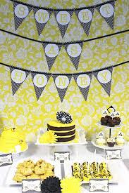 bumblebee decorations bumblebee baby shower theme 19076