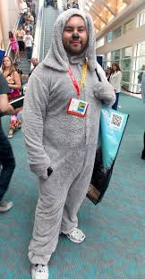 wilfred costume 50 wonderful comic con costumes from 2012 neatorama
