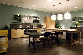 cuisine moderne dans l ancien cuisine melange ancien moderne idées décoration intérieure