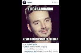 Memes De Kevin - noticias de futbol memes de kevin roldan por fotos a la fiesta de cr7
