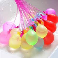 balloons gift water balloons 111pcs water fight summer child gift