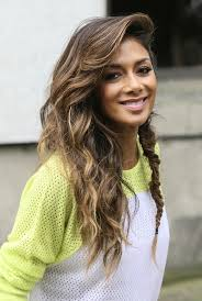 expression braids hairstyles scherzinger s side braid hairstyle offically has our attention