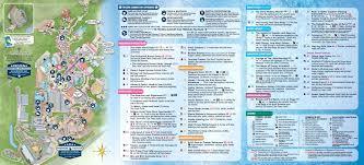 disney park maps theme park maps magical distractions