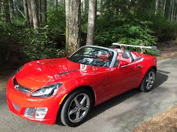 saturn sky v8 my spoiler is bigger than yours pontiac solstice forum