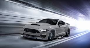 Ford Shelby Gt500 Engine What If The 2019 Shelby Gt500 Mustang Looked Like This