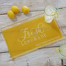 personalized trays personalized acrylic serving tray outdoor