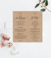 Wedding Booklet Templates Pinterest U0027teki 25 U0027den Fazla En Iyi Wedding Ceremony Booklet