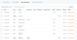 quickbooks online vs xero banking and reconciliations page 3