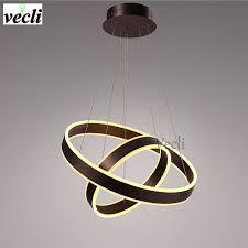 lustre bureau moderne lustre circulaire salle à manger le simple salon le