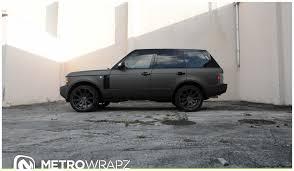 matte range rover dub magazine matte gray range rover u0026 lebron u0027s metallic red