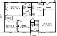 split level homes floor plans small open concept ranch house plans archives home plans design
