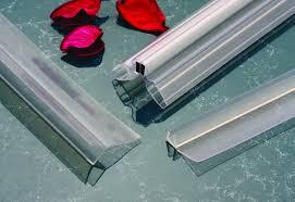 Plastic Shower Door Seal Extruded Clear Plastic Shower Door And Window Seal View