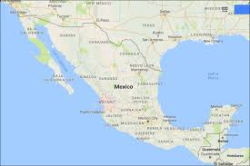 Mexican State Map by Mexican State Attorney General Arrested In U S For Drug Trafficking
