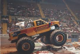 monster trucks crashing videos bangshift com monster truck action
