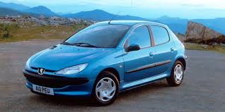 perso car gallery of peugeot 206