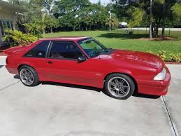 1988 saleen mustang 1988 saleen mustang for sale photos technical specifications