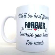best mugs for coffee small coffee cups best friend mug best friend gift funny mug gift