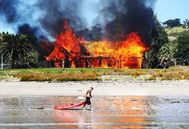 Fire Evacuations Nz by Photographer Of The Year 2016 New Zealand Geographic