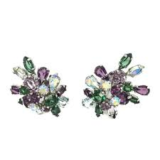 vintage earrings vintage costume jewellery gibson jewellery