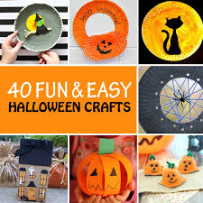 Fun Halloween Crafts - 40 fun and easy halloween crafts for kids non toy gifts