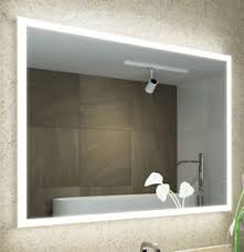 Bathroom Mirrors With Lights Attached Bathroom Mirror With Lights Visionexchange Co