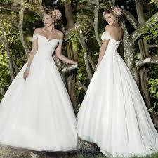 dh wedding dresses simple style 2016 lace wedding dresses shoulder tulle applique