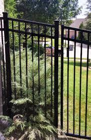 wrought iron fences lifetime fence company steel fences aluminum
